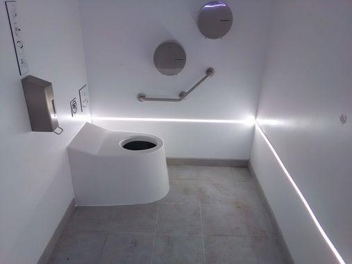 sanitaire composites